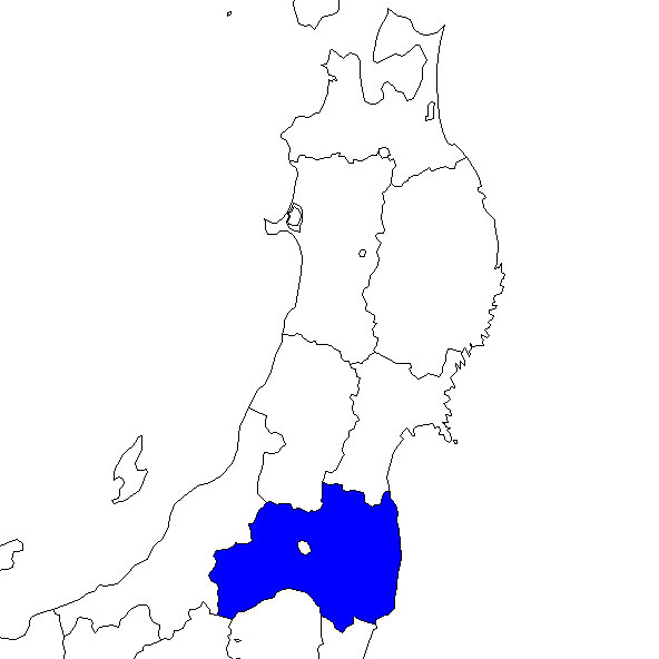 日本 日本地図 東北地方 : ... 地図イラスト 日本地図内の