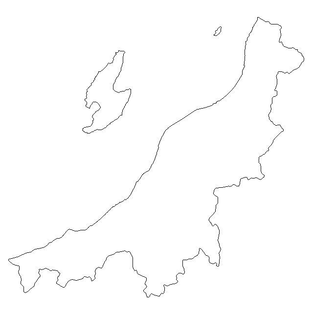 ... 地図イラスト 日本地図内の