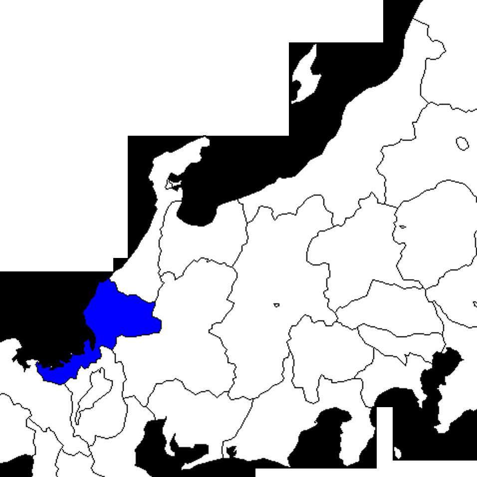 日本 日本地図 中部 : 無料の日本地図イラスト集 ...