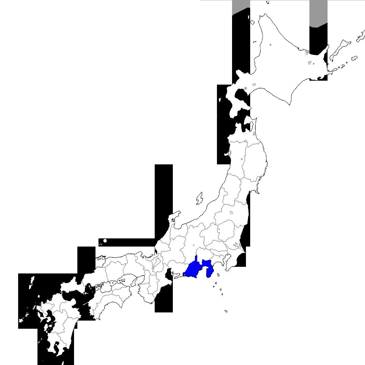 日本 日本 県 : 日本地図イラスト集 - 静岡県 ...